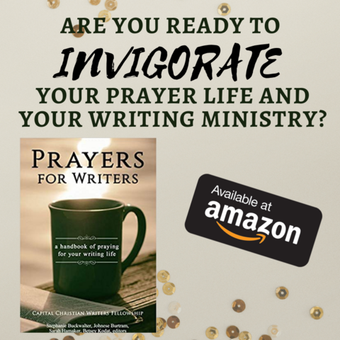 Prayers for writers book