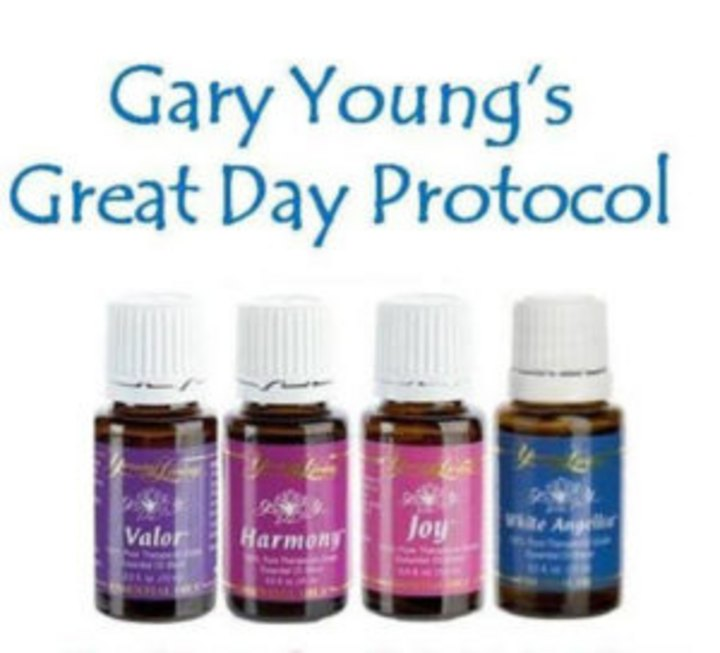 Great Day Protocol - Gary Young's Daily Routine for the best day ever