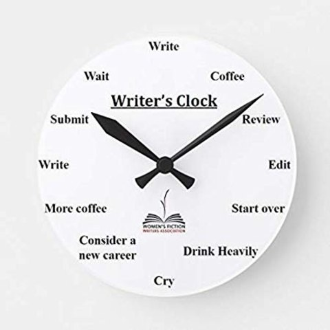 clock for writers