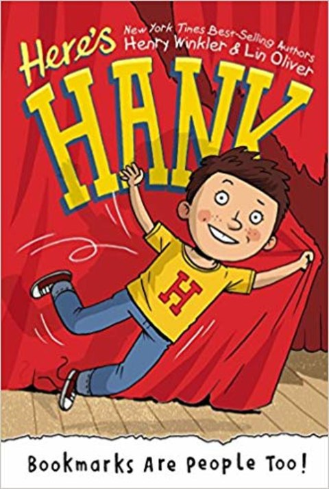 Here's Hank by Henry Winkler