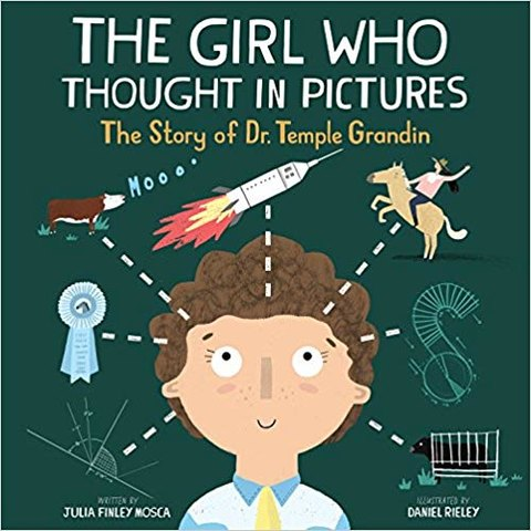 The Girl Who Thought In Pictures: Dr. Temple Grandin