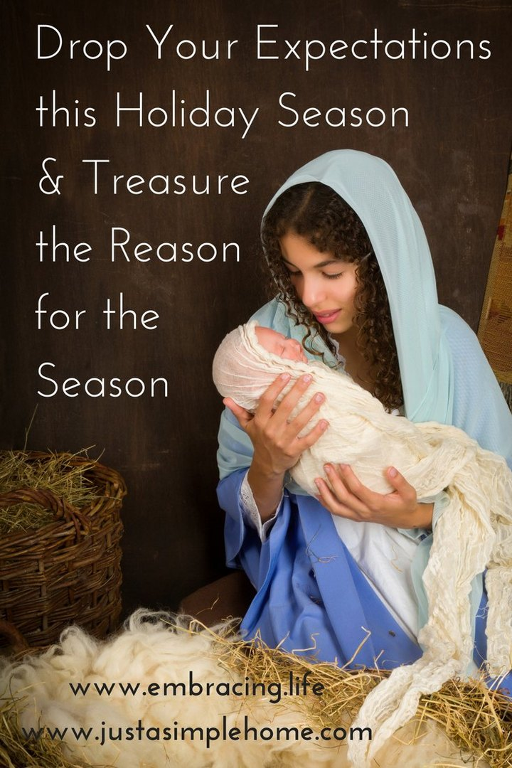 How to Treasure The Reason For This Season When Life is Hard