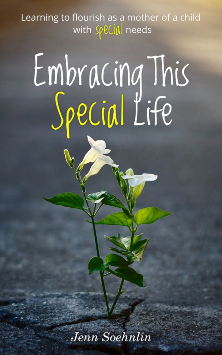 Embracing This Special Life-a book for encouraging Christian mothers who have children with special needs