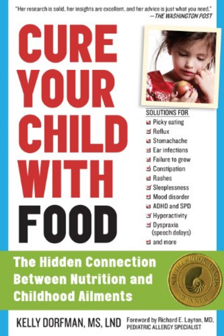 Cure Your Child with Food book