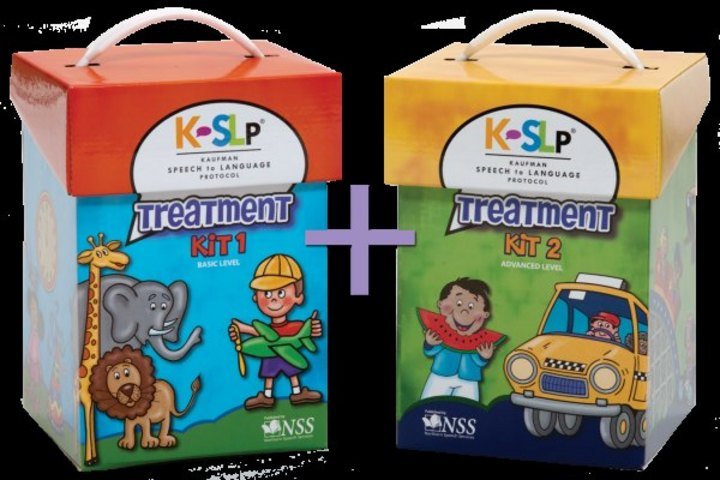 Kaufman cards for working with children with apraxia