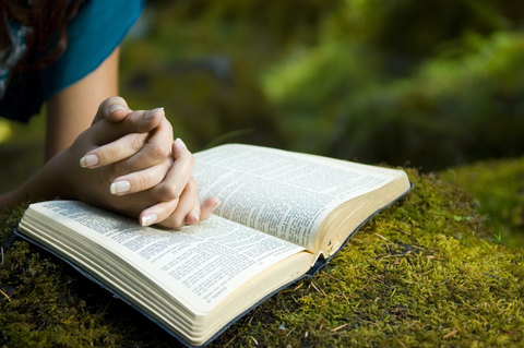 Praying Scripture For Your Family