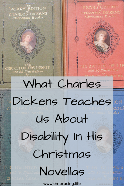 What Charles Dickens Teaches Us About Disability In His Christmas Novellas